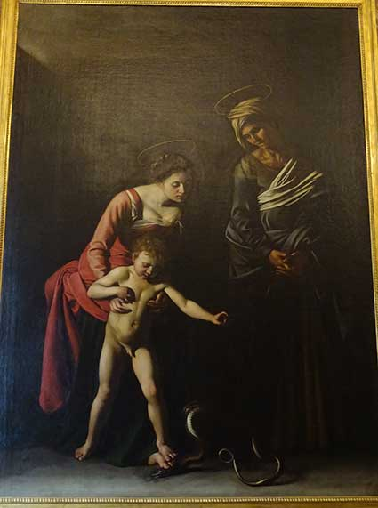 Madonna of the Palfrenieri